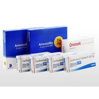 ピロリ菌除菌C(一次治療)セット 1セット