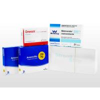 ピロリ菌除菌C(二次治療)セット+ピロリ菌検査キット 1セット