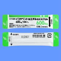 イコサペント酸エチル粒状カプセル600mg「日医工」:84包(600mg/包)