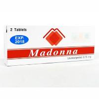 マドンナ2錠 1箱