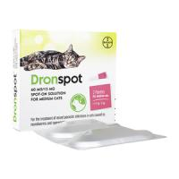 ドロンスポット猫用(2.5-5kg)0.7ml 1箱