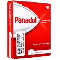 PanadolExtra500mg+caffeine65mg24錠 2箱