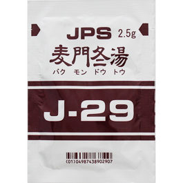 JPS 麦門冬湯エキス顆粒〔調剤用〕(J-29):105g(2.5g×42包)(14日分)