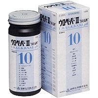 ウロペーパーIII'栄研'U,H,A,G,K,B,N,S,L,pH(E-UR95):100枚入
