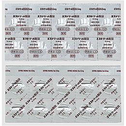 エストリール腟錠0.5mg SP50錠