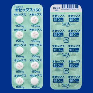 オゼックス錠150:50錠(10錠×5)