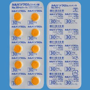 カルバゾクロムスルホン酸Na錠30mg「トーワ」:100錠(旧商品名:オダノン錠30mg)