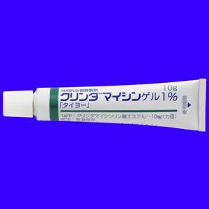 クリンダマイシンゲル1%「タイヨー」 10g×1本