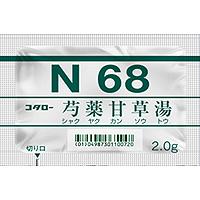コタロー芍薬甘草湯エキス細粒(N68):42包(14日分)