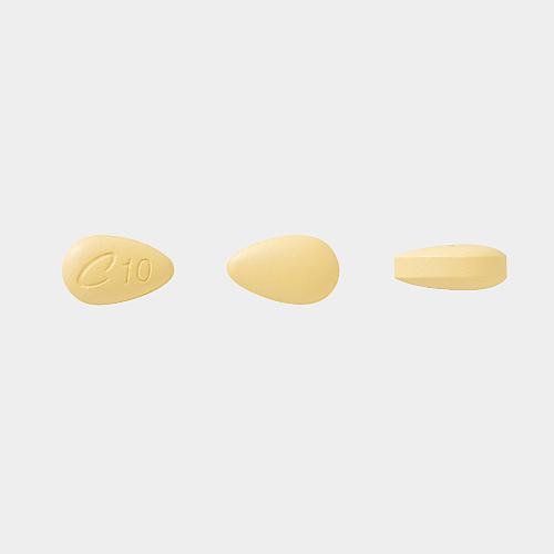 【日本製】シアリス錠10mg 4錠PTP