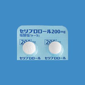 セリプロロール塩酸塩錠200mg「トーワ」 50錠(10錠×5)[PTP](旧名称:スロンタクス錠200)