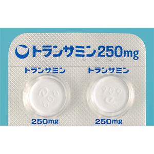 副作用 トラネキサム トラネキサム酸注1g「NP」