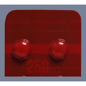 (Mec)メチコバール錠250μg:100錠(PTP)