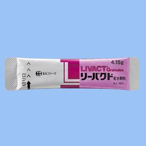 リーバクト配合顆粒:4.15g×84包