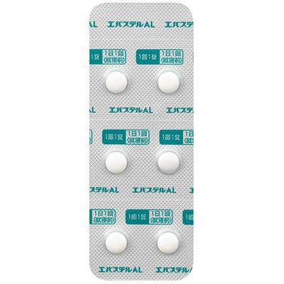 ■エバステルAL:12錠入