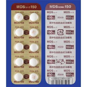MDSコーワ錠150:250錠入