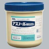 アズノール軟膏0.033%:500g