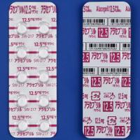 アラセプリル錠12.5mg「サワイ」 10錠×10シート