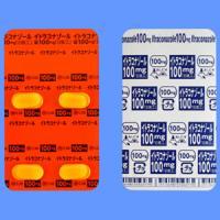 イトラコナゾール錠100mg「日医工」 4錠×1シート