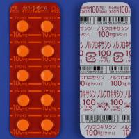 ノルフロキサシン錠100mg「サワイ」(キサフロール錠100) 100錠(PTP)