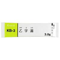 クラシエ乙字湯エキス細粒(KB-3):3.0g×28包(14日分)