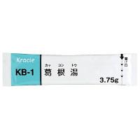 クラシエ葛根湯エキス細粒(KB-1):3.75g×28包(14日分)