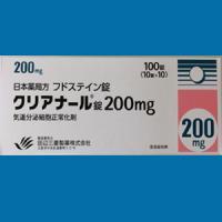 クリアナール錠200mg:100錠