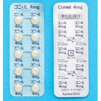 コニール錠4 50錠(10錠×5)(使用期限:2020年9月)