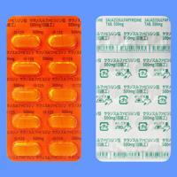 サラゾスルファピリジン錠500㎎「日医工」 100錠(10錠×10PTP)