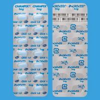 チャンピックス錠1mg 14錠(PTP)×2シート