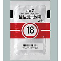 ツムラ桂枝加朮附湯エキス顆粒(18):189包