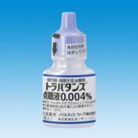 トラバタンズ点眼液0.004% 2.5mL(使用期限:2021年3月)