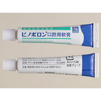 ヒノポロン口腔用軟膏 5g(チューブ)