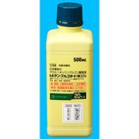 ヒビテン・グルコネート液20%:500ml