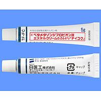 ベタメタゾンジプロピオン酸エステルクリーム0.064%「テイコク」(劇):5g×10(フロダームクリーム0.064%)