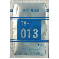 東洋 葛根湯エキス細粒(TY-013):42包(14日分)