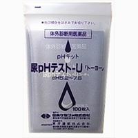 尿pHテスト-U「トーヨー」:100枚入