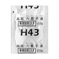本草 六君子湯エキス顆粒-M(H43):42包(14日分)