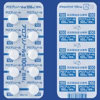 アロプリノール錠100mg「杏林」 100錠