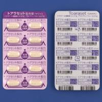 トアラセット配合錠「サワイ」 100錠(10錠×10)