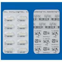 ケトチフェンカプセル1mg「TCK」:100カプセル(使用期限:2020年6月)