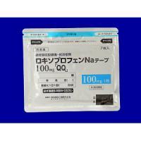 ロキソプロフェンNaテープ100mg「QQ」:21枚(7枚×3袋)